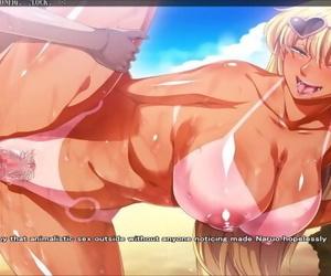 Sailor Fuku Bijin Tsuma Senshi Aheahe Moon Part 2