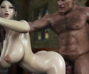 Secret of Beauty 3 Uncensored - 3D Animation