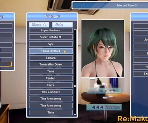 Tutorial Stunner Select how to Download Tamaki from DOAXVV