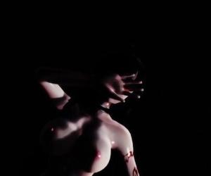 MMD Leaping at Shadows Gishinanki Yuuka Kazami Dance