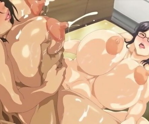 Horny Mummies with Fat Tits Dripping Milk - Anime Hentai