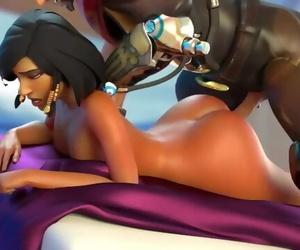 Overwatch Pharah Animation