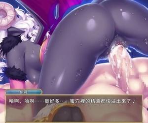 Monmusu Satan / 魔物娘 - 小惡魔伊薇