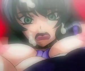 Taimanin Asagi Ep 3 all Sex Scenes - 60 Fps