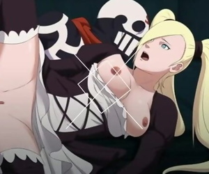Ino Yamanaka Restrain bondage