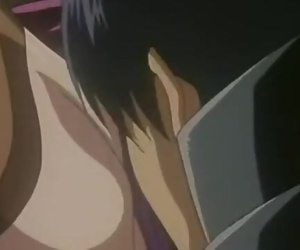 Anime Pussy Licking for Cute Opened up Gadget
