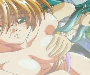 The Ultimate Yuri Lesbo and Futanari Hentai Compilation