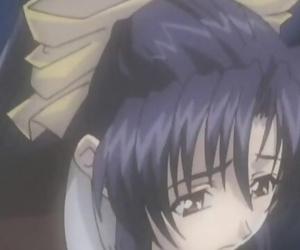 Cute Anime GF is being Plowed Firm