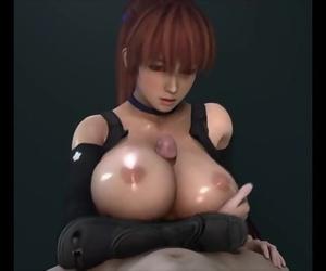 DOA Kasumi Tittyfuck Compilation