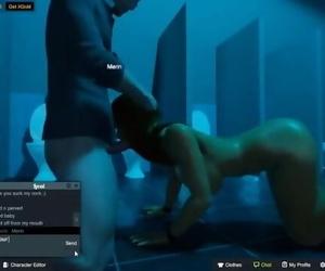 Finest Pornhub 3D Multiplayer Tart's Talk Game