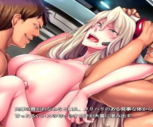 Kangoku Academia - all H-scenes plus Animation - Hentai Game