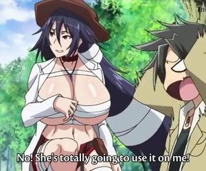 Japanese Hentai Anime Kagaku Na Yatsura Ep1 slave Eng