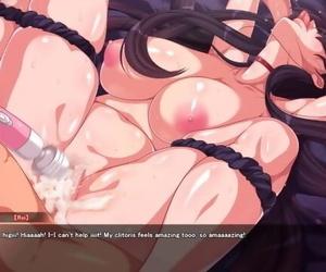 Sailor Fuku Bijin Tsuma Senshi Aheahe Moon CH 4: Rei