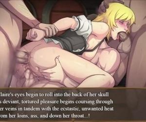 Claires Quest - Sex Play Valos