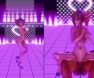 MMD - R-18 - SBS Lamb/Sex - Feat. Teto & Ryu