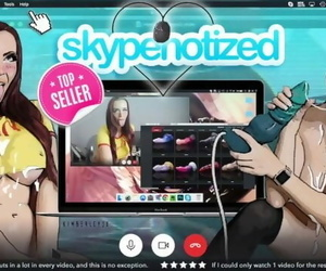 Skypenotized Trailer - Hentai , Ahegao