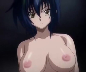 Highschool DxD Bare Moments