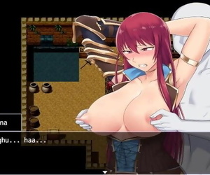 Fallen ~makina and the City of Ruins~ very first glance..