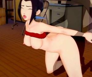 Azula — 3d Hentai