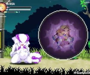Echidna Wars DX - Mirea Monster Gallery