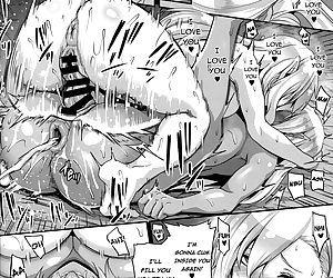 Yamiochi Reishuu Elf - Fallen..