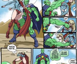 True Injustice: Supergirl - part 2