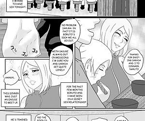 Sakuras infidelity 1 - Behind..