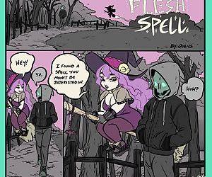 Flesh Spell 1