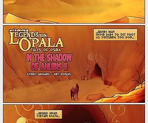 Tales Of Osira - In The Shadow Of..