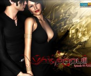 Crazyxxx3D World- Vox Populi 6