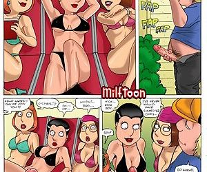 Milftoon – Family Guy- Family..