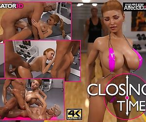 Closing Time – Gator3D