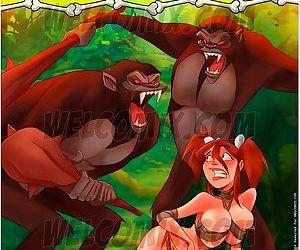 Welcomix- Jurassic Tribe 5-..