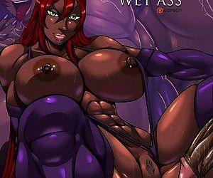 Ella's Wet Ass