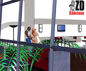 Apartment Meeting- ZD Comixxx
