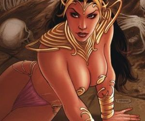 Warlord of Mars- Dejah Thoris 32