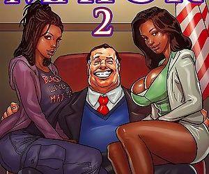 The Mayor 2- Blacknwhite