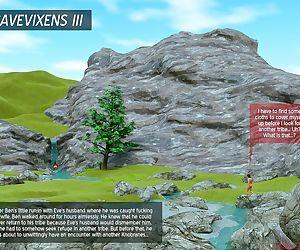 The Foxxx- Cavevixens Part 3