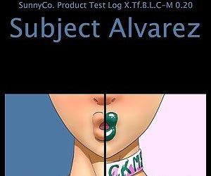 Sunny Corvid- Subject Alvarez