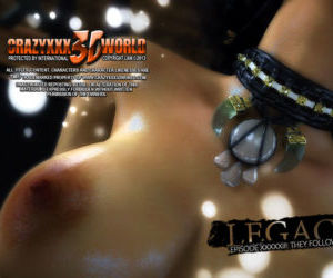 Crazyxxx3Dworld- Legacy- Episode 53