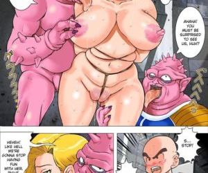 Dragon Ball- Mesubuta dragon wife