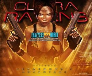 CrazyXXX3DWorld- Lara Croft-Clara..