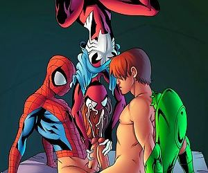 Tracy Scops-Ultimate Spider-Man..