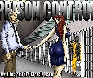Prison Control- illustrated..