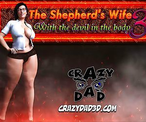 Crazy Dad- The Shepherd's Wife..