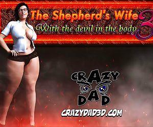 Crazy Dad- The Shepherd's Wife..