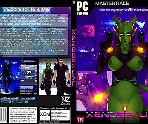 Xenosexual- Mass Effect
