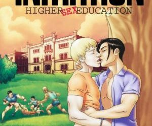 Gay-The Initiation Higher sex..
