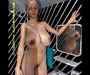 Giantess Mari takes lover to a..