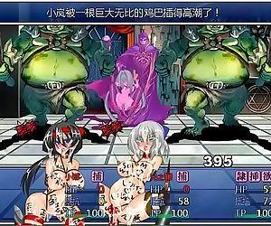 Fuuki Kenshi Asagi Gameplay 4 -..